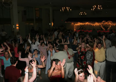 Fun Memorable DJ Wedding Madison Wisconsin